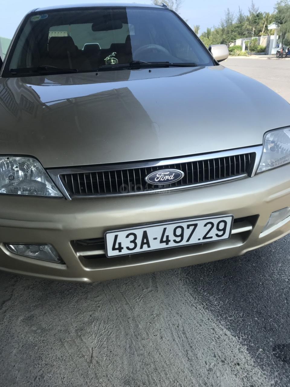 Cần bán xe Ford Laser Deluxe 2001, xe chính chủ, 169 triệu (1)