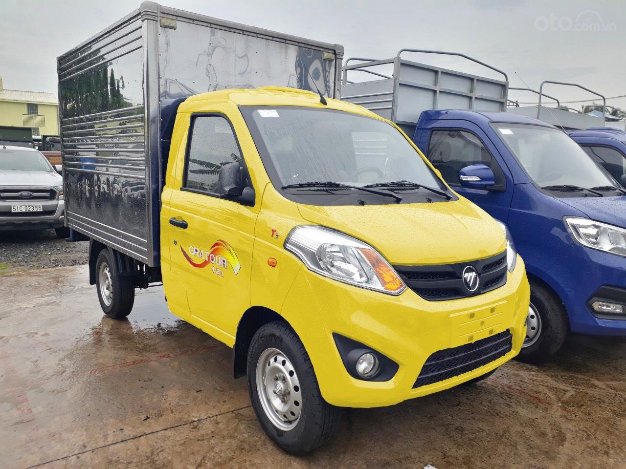 Bán xe Thaco Foton Gratour T3 (1)