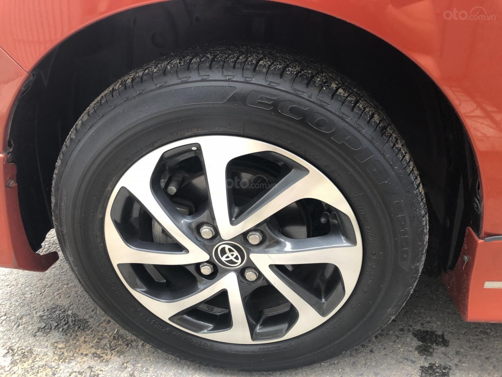 Bán Toyota Wigo tự động, nhập Indo 2019, cam thể thao rất mới (9)