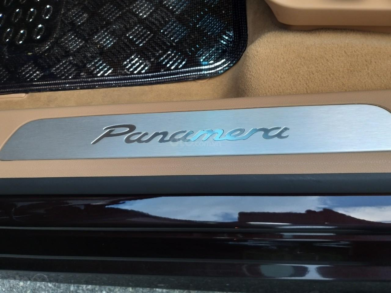 Porsche Panamera, nhà trùm mền, cực mới 99% như xe thùng, không có chiếc thứ 2 mới được vậy, Full option hãng 1 tỷ, bán rẻ 3 tỷ 450 (3)