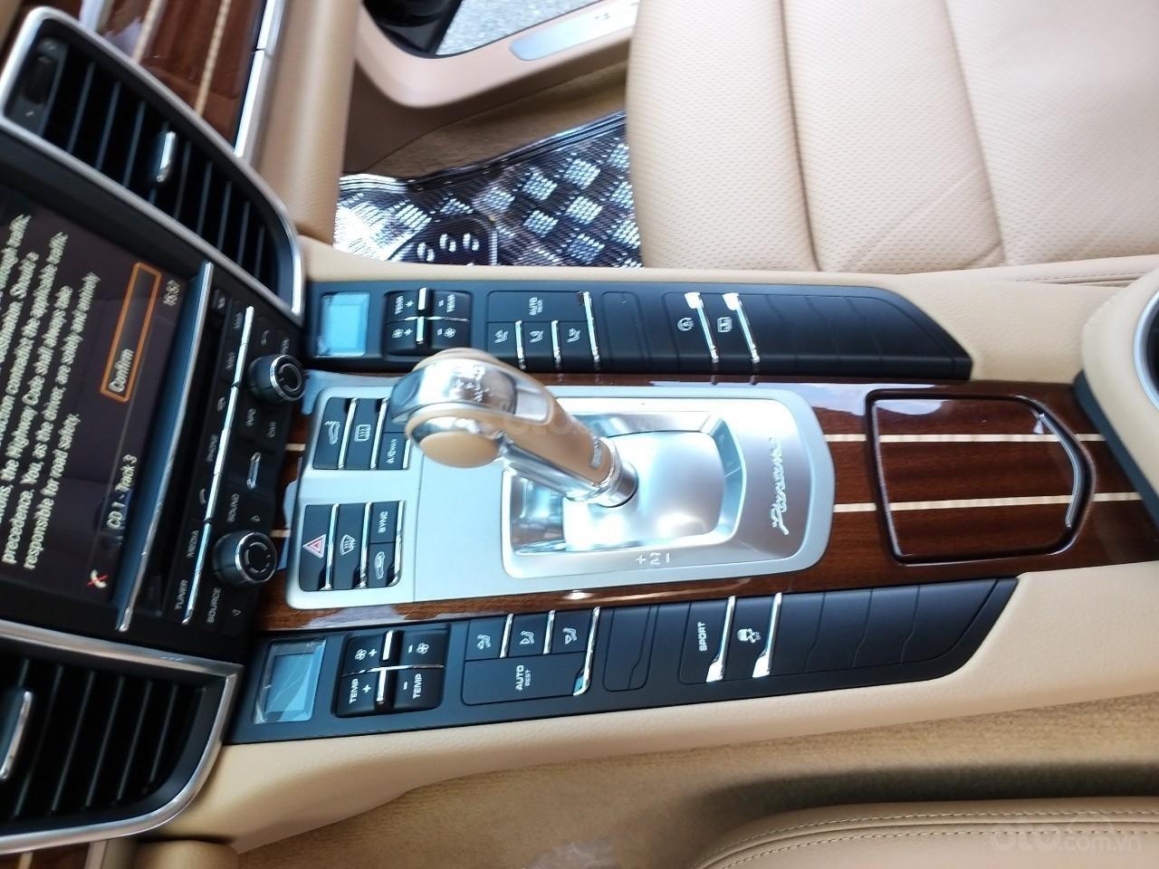 Porsche Panamera, nhà trùm mền, cực mới 99% như xe thùng, không có chiếc thứ 2 mới được vậy, Full option hãng 1 tỷ, bán rẻ 3 tỷ 450 (5)