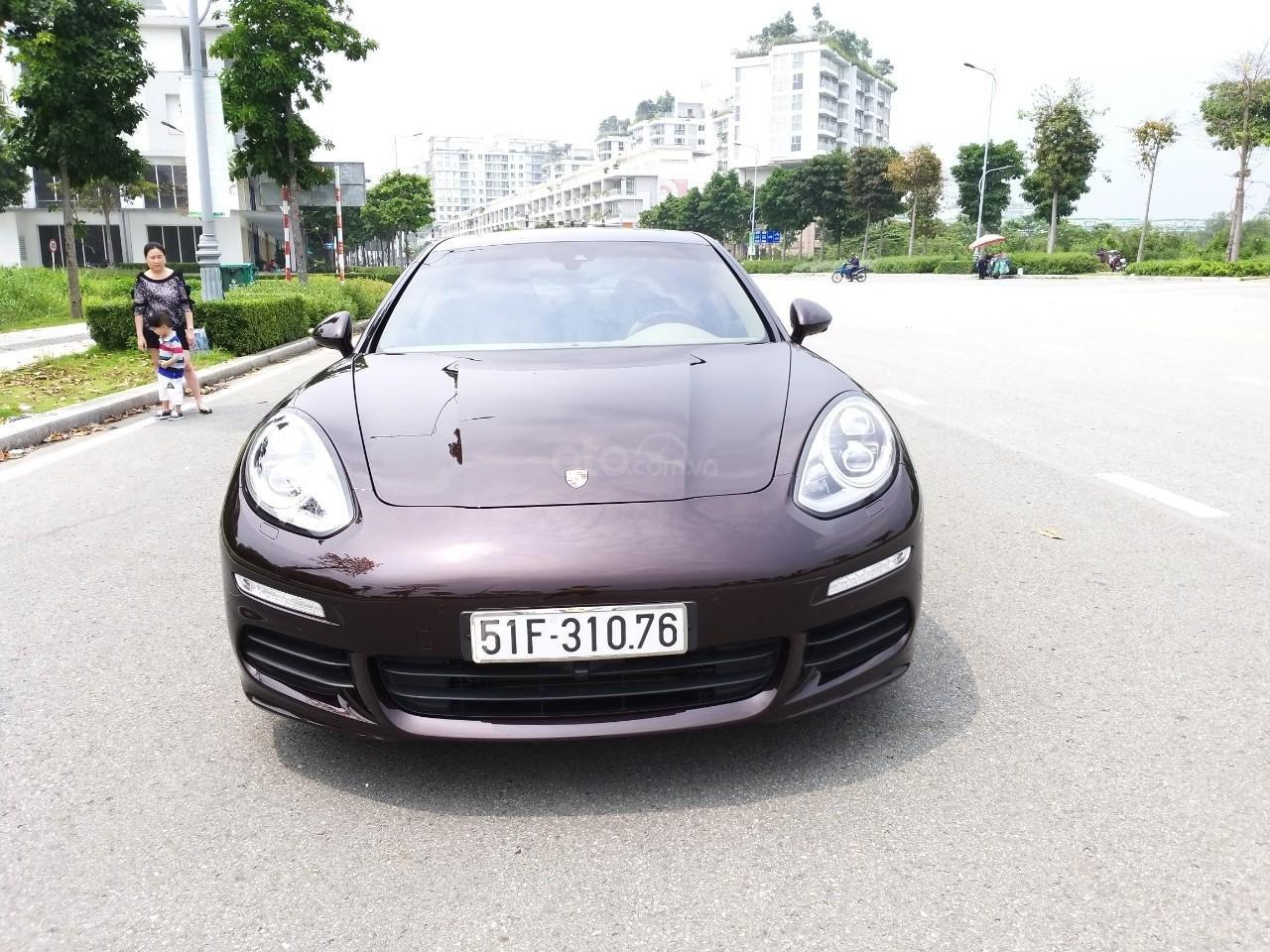 Porsche Panamera, nhà trùm mền, cực mới 99% như xe thùng, không có chiếc thứ 2 mới được vậy, Full option hãng 1 tỷ, bán rẻ 3 tỷ 450 (14)