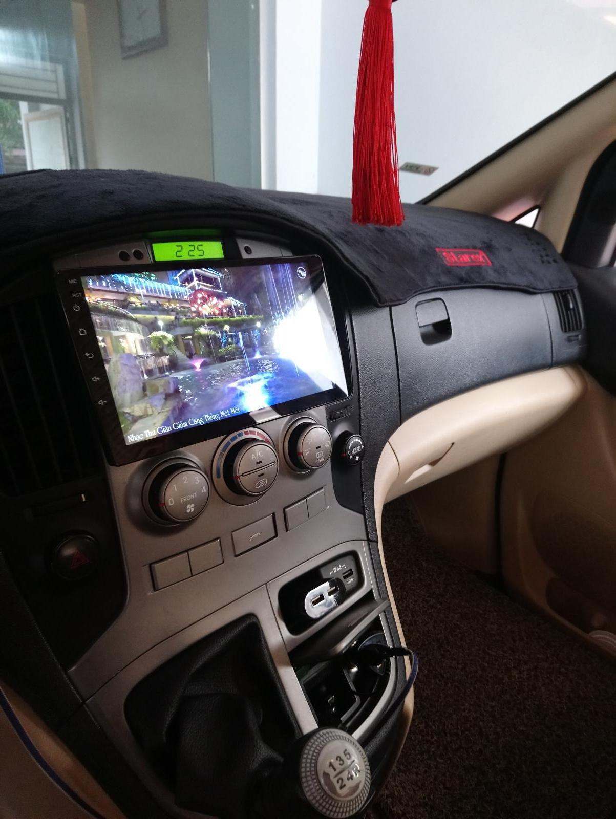 Bán Hyundai Starex MT 2.5 9 chỗ ĐK 2012, màu vàng, nhập khẩu (5)