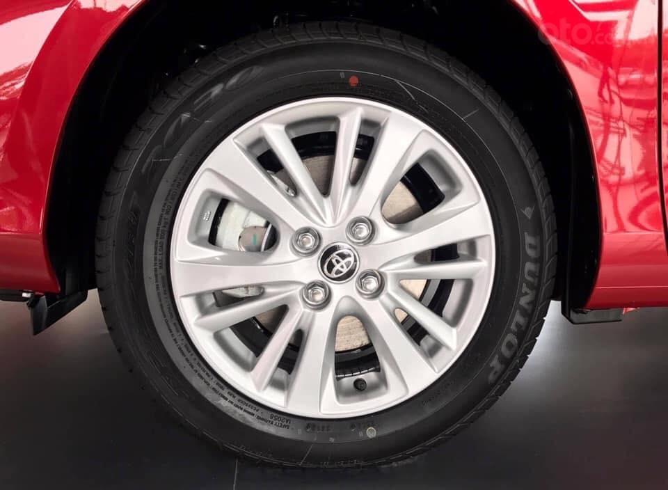 Vios 1.5G CVT 2019, giá tốt nhất miền Bắc, trả góp 90% giá trị xe, đủ màu giao ngay, LH 097.656.0012 (7)