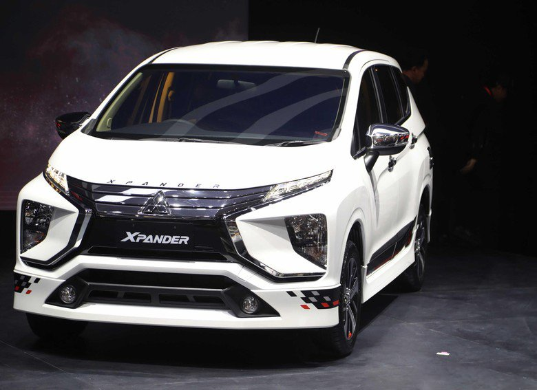 Mitsubishi Xpander và Outlander có phiên bản đặc biệt tại Việt Nam a2