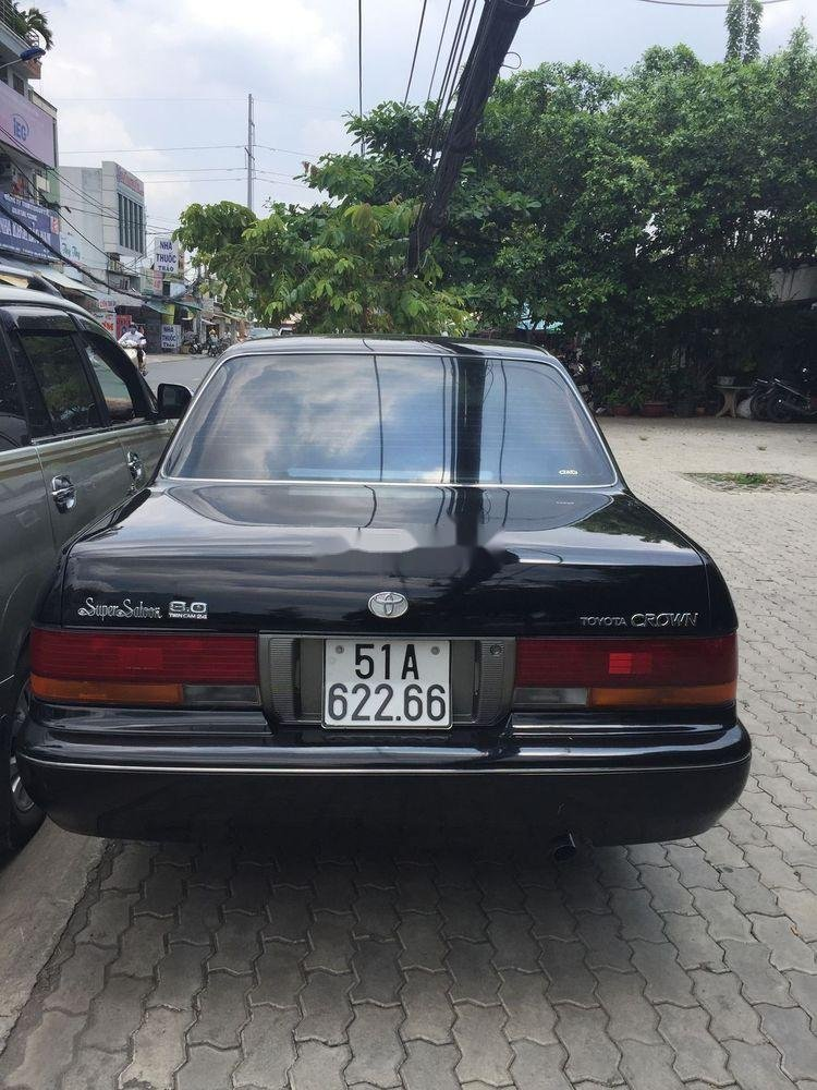 Bán Toyota Crown 1994, nhập khẩu (6)