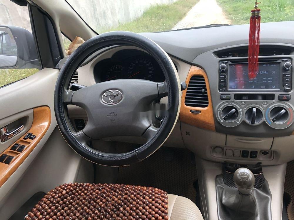Cần bán Toyota Innova 2009, màu bạc, 360tr (4)