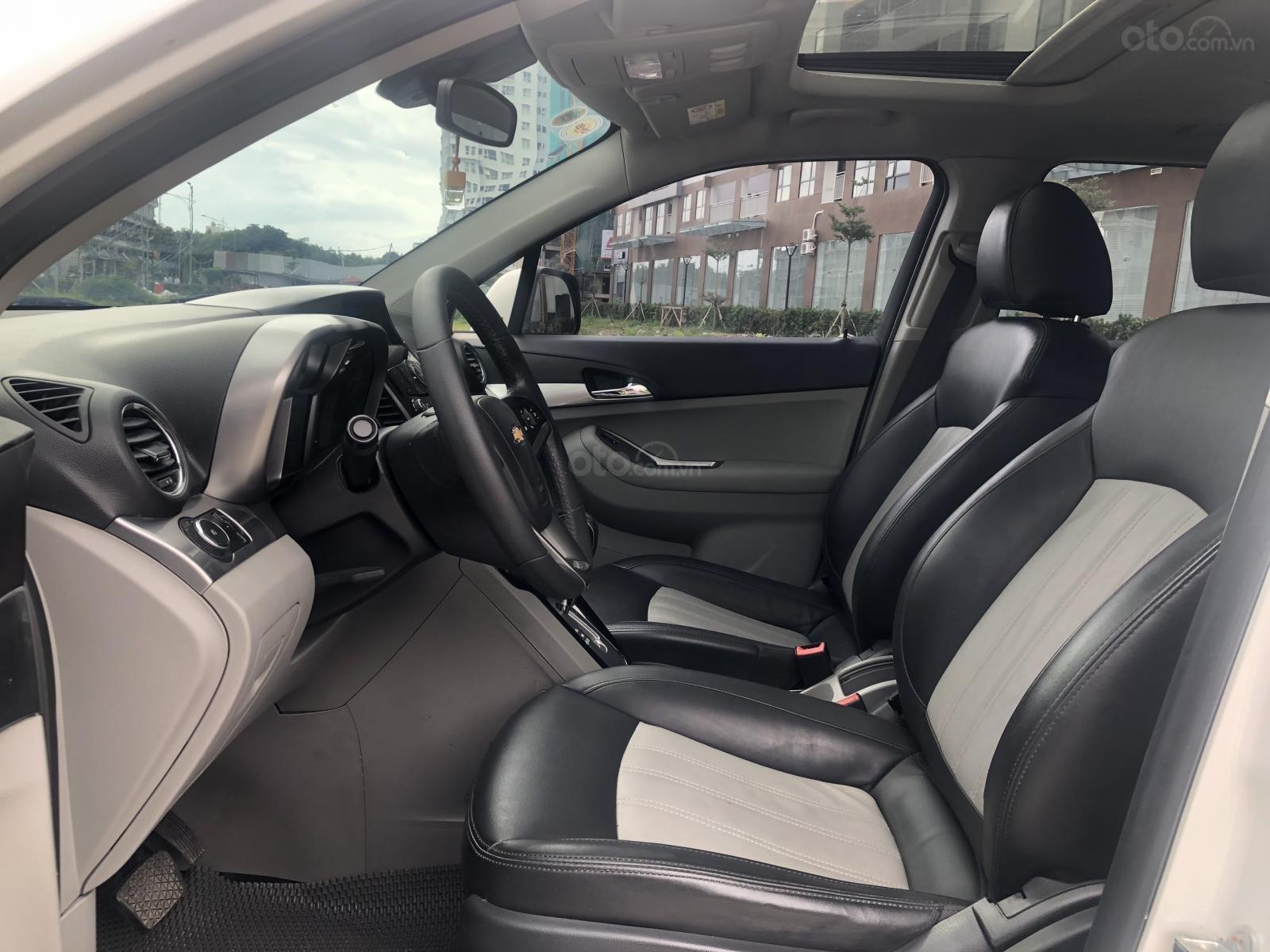 Bán Chevrolet Orlando LTZ full màu trắng, SX T12/2016 (4)