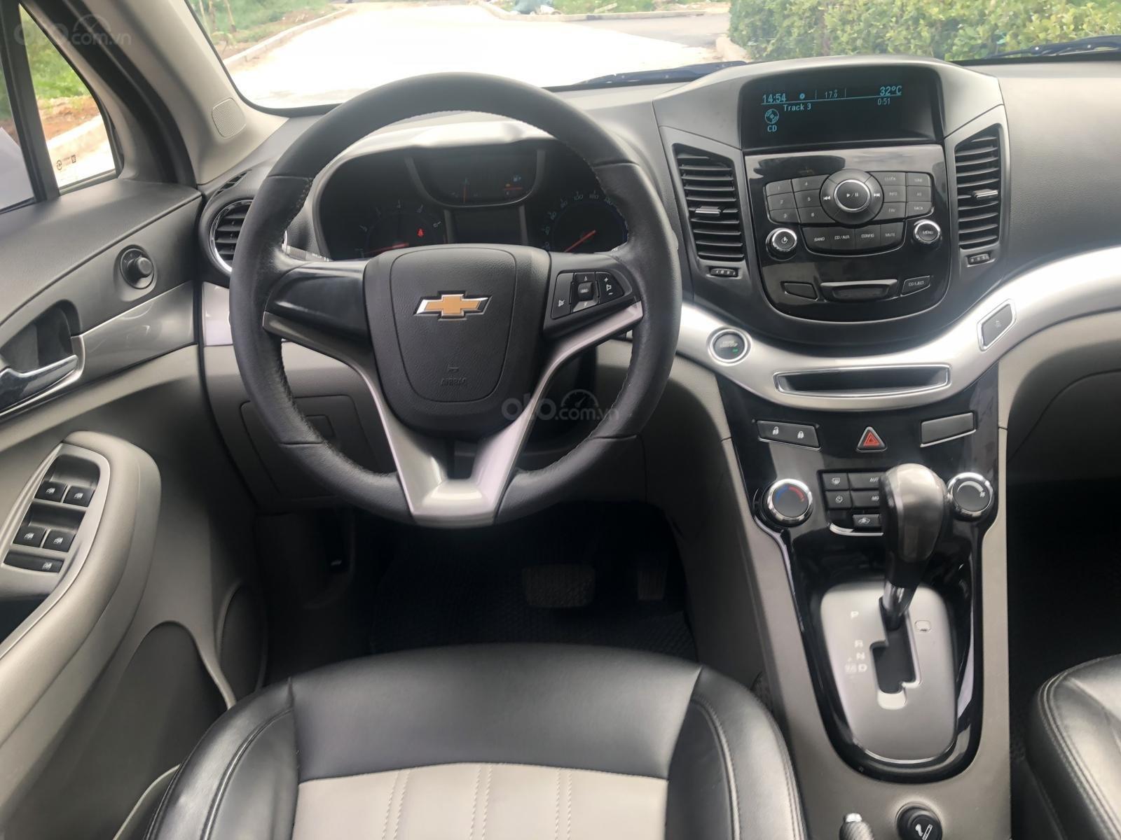 Bán Chevrolet Orlando LTZ full màu trắng, SX T12/2016 (6)
