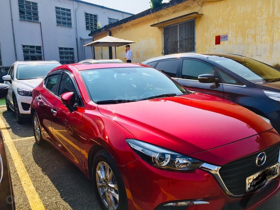 Bán Mazda 3 Luxury 1.5L đỏ pha lê lung linh - ưu đãi lên đến 70 triệu-giá tốt nhất TPHCM (4)