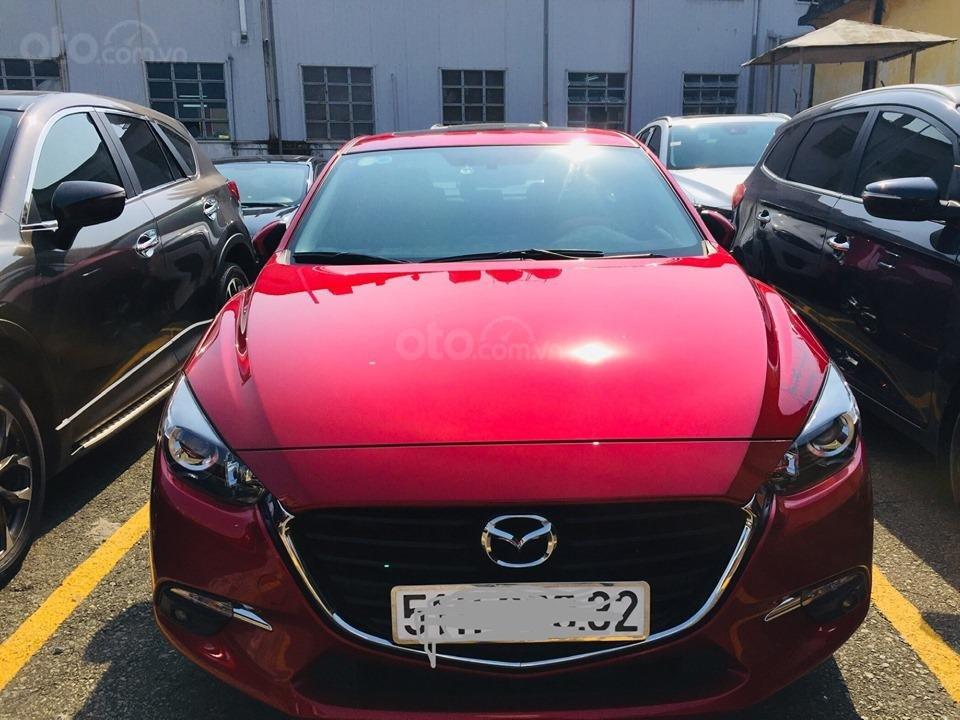 Bán Mazda 3 Luxury 1.5L đỏ pha lê lung linh - ưu đãi lên đến 70 triệu-giá tốt nhất TPHCM (1)