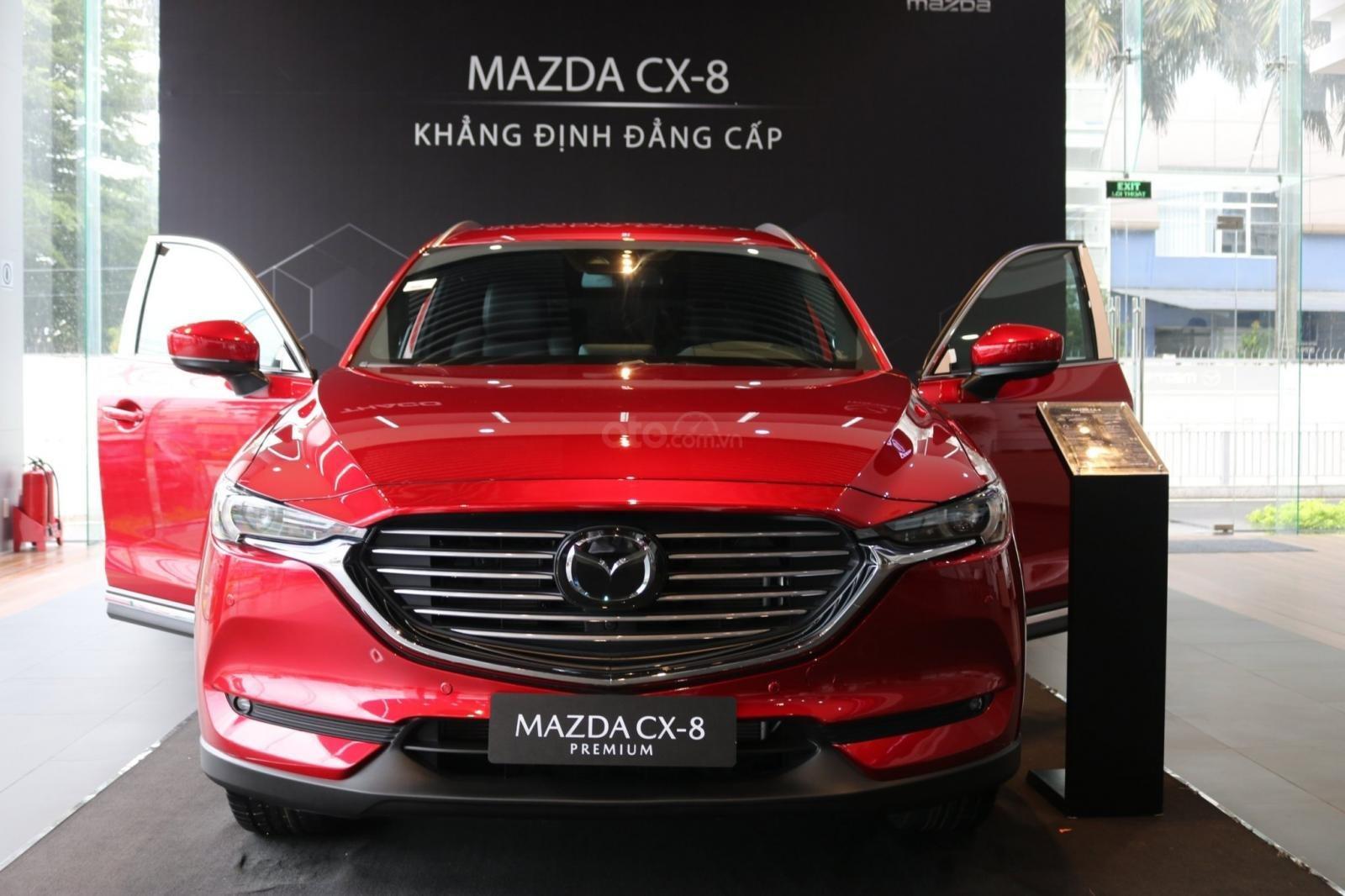 Mazda CX8 2.5 Luxury 2019 ưu đãi giá bán 40 triệu đồng (1)