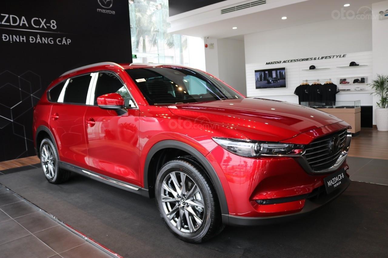 Mazda CX8 2.5 Luxury 2019 ưu đãi giá bán 40 triệu đồng (2)