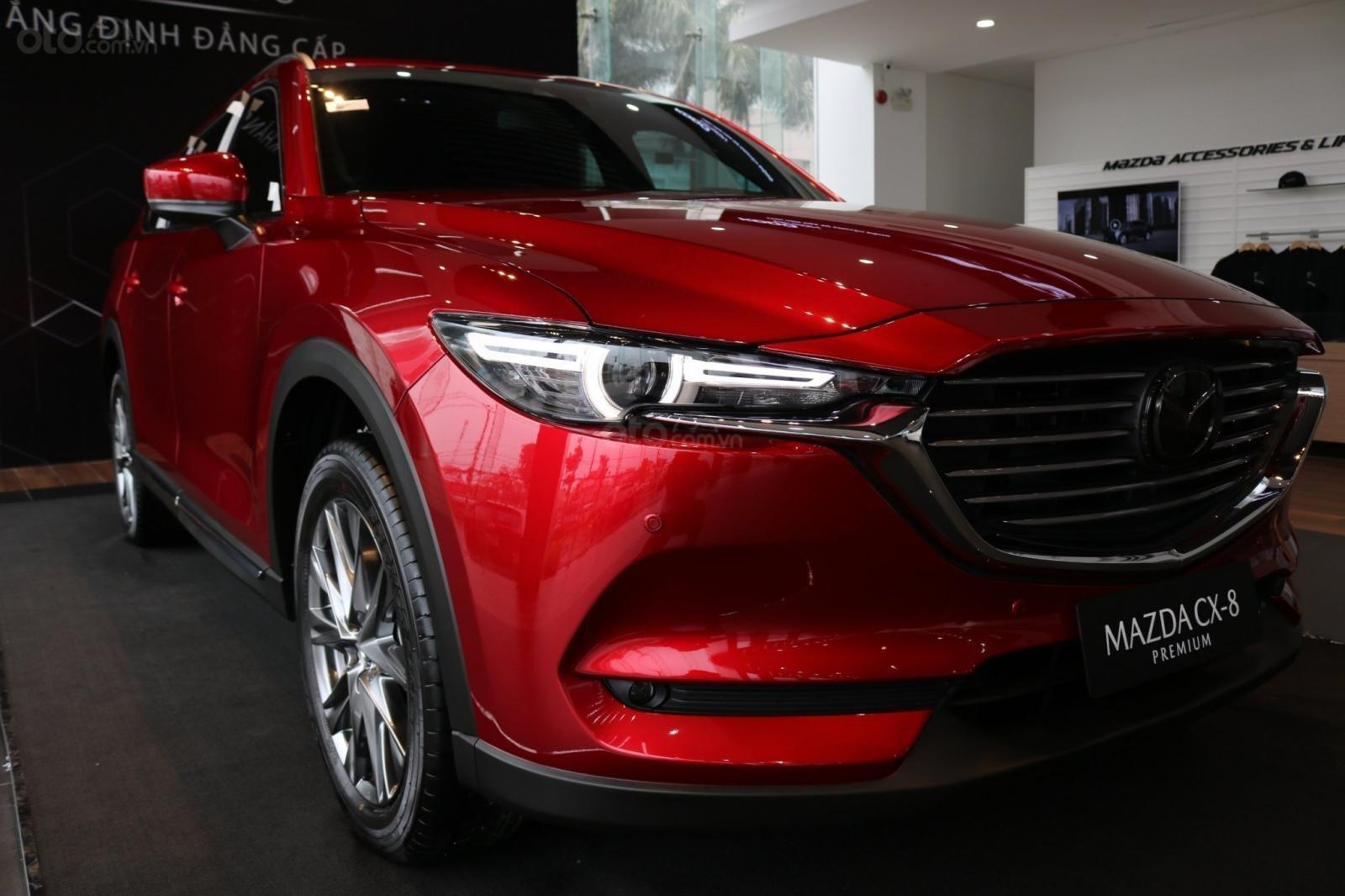 Mazda CX8 2.5 Luxury 2019 ưu đãi giá bán 40 triệu đồng (5)