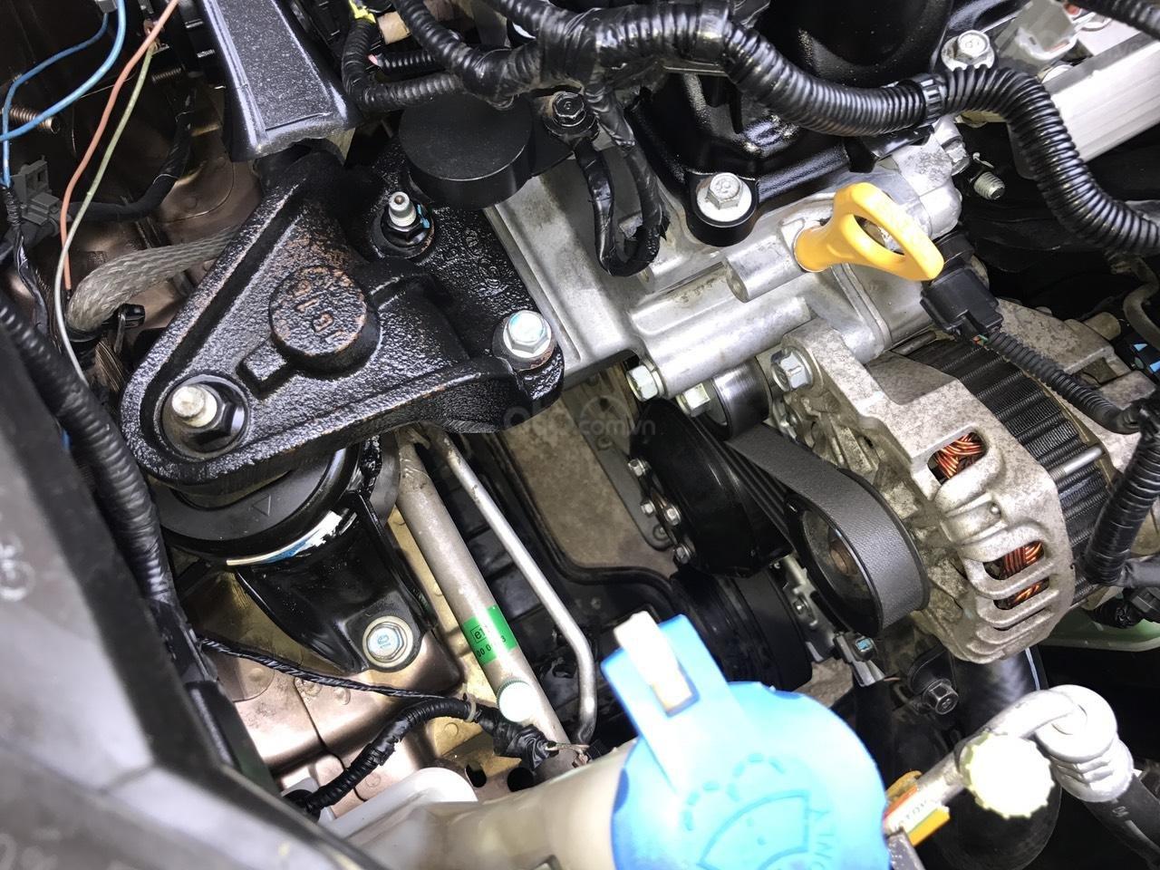 Bán ô tô Kia Morning Sport đời 2011, màu nâu, nhập khẩu, bản full 8 túi khí, đề nồ start, xe tuyển (11)