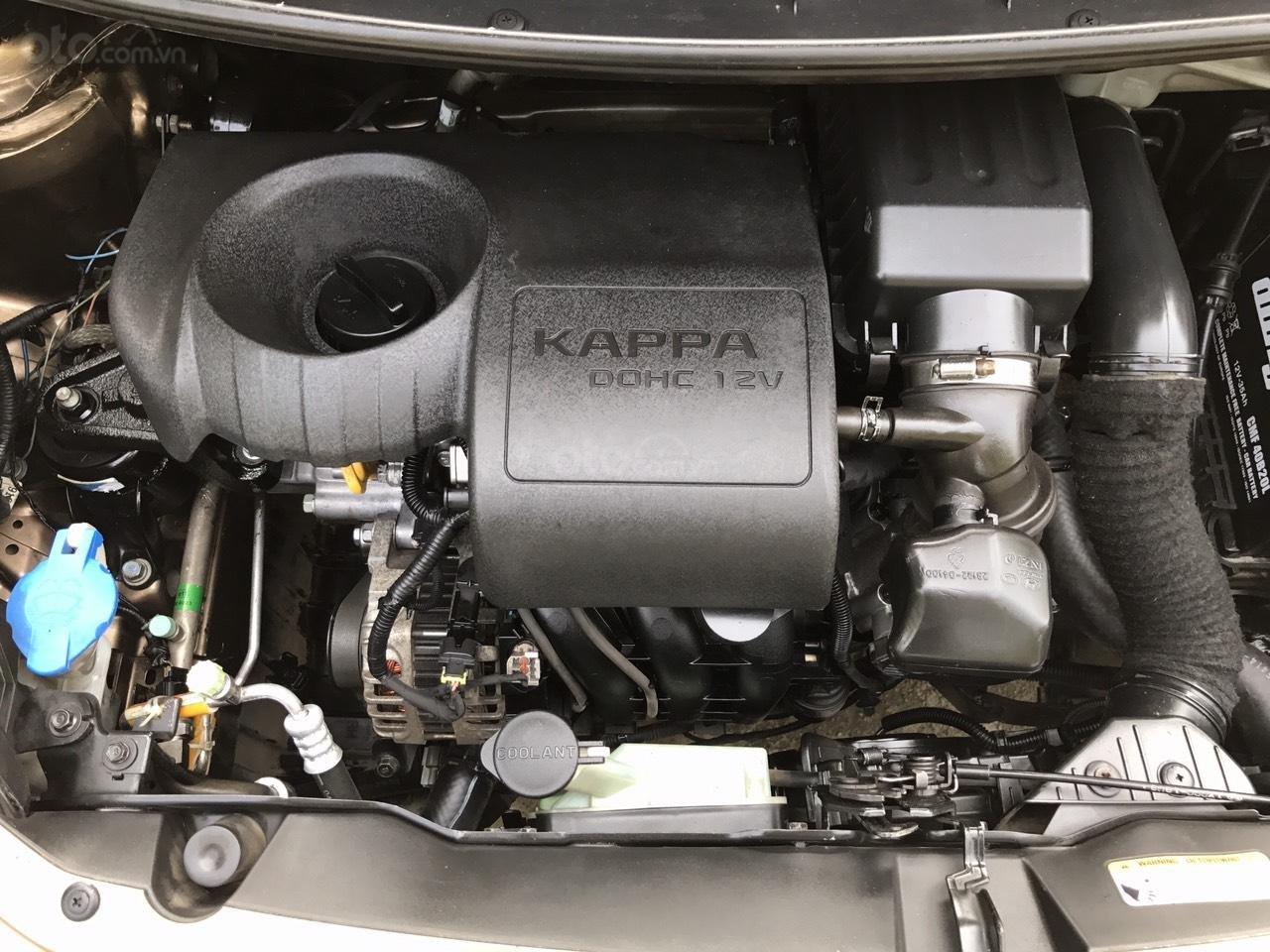 Bán ô tô Kia Morning Sport đời 2011, màu nâu, nhập khẩu, bản full 8 túi khí, đề nồ start, xe tuyển (8)