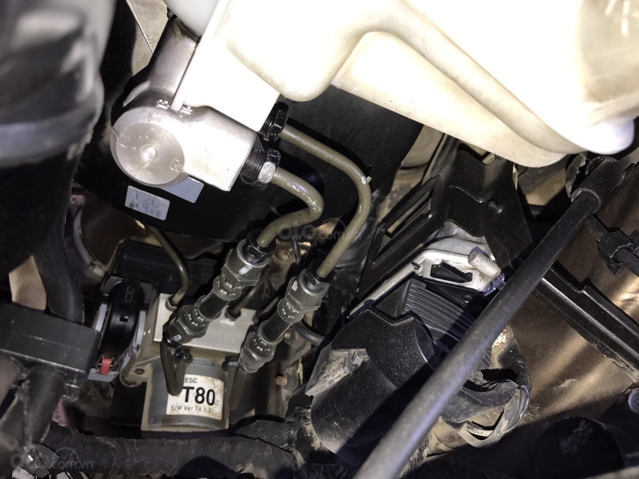 Bán ô tô Kia Morning Sport đời 2011, màu nâu, nhập khẩu, bản full 8 túi khí, đề nồ start, xe tuyển (15)