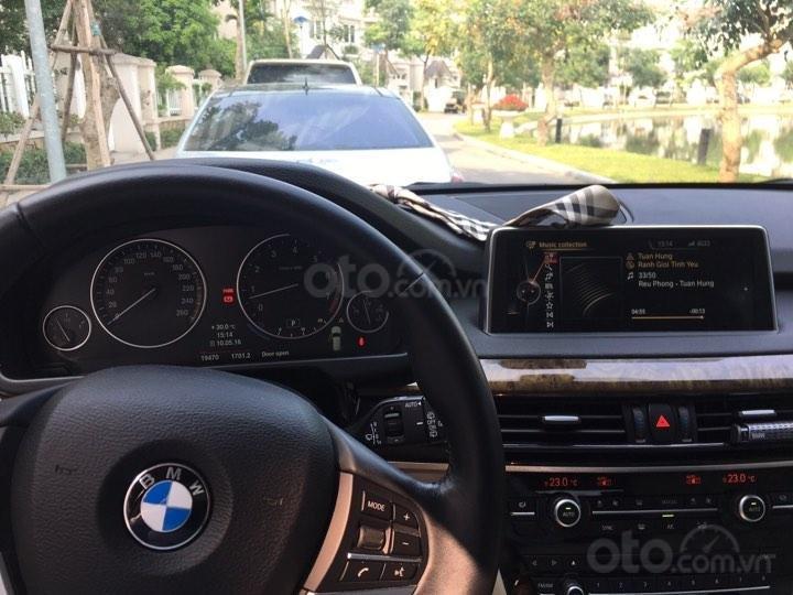 Bán xe BMW X5 xDrive35i 2014, bao test hãng toàn quốc (4)