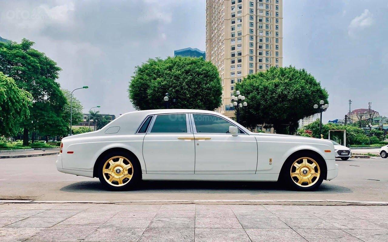 Bán Rolls-Royce Phantom Phantom năm sản xuất 2008, màu trắng, nhập khẩu nguyên chiếc (5)