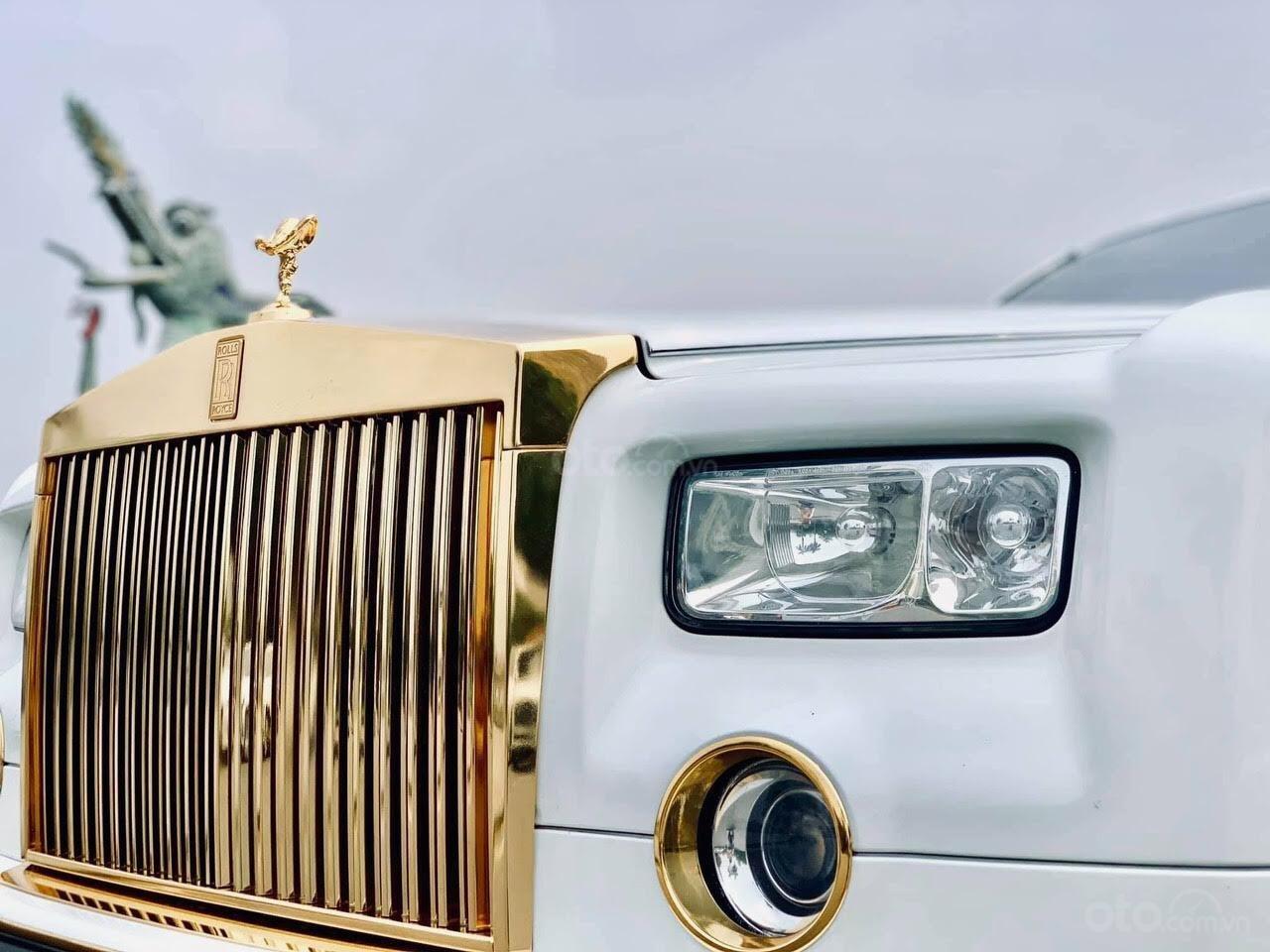 Bán Rolls-Royce Phantom Phantom năm sản xuất 2008, màu trắng, nhập khẩu nguyên chiếc (3)