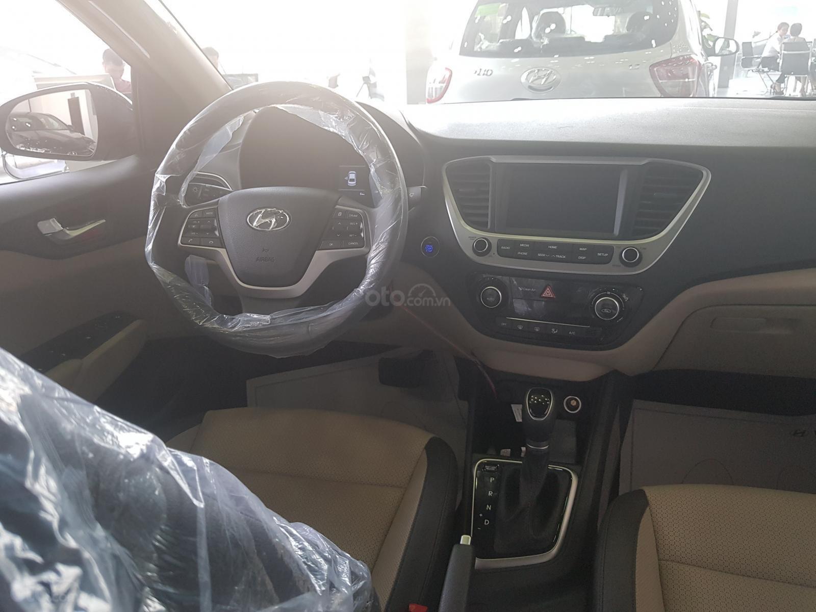 Bán Hyundai Accent 1.4 AT đặc biệt, hỗ trợ trả góp, xe đủ màu giao ngay (6)