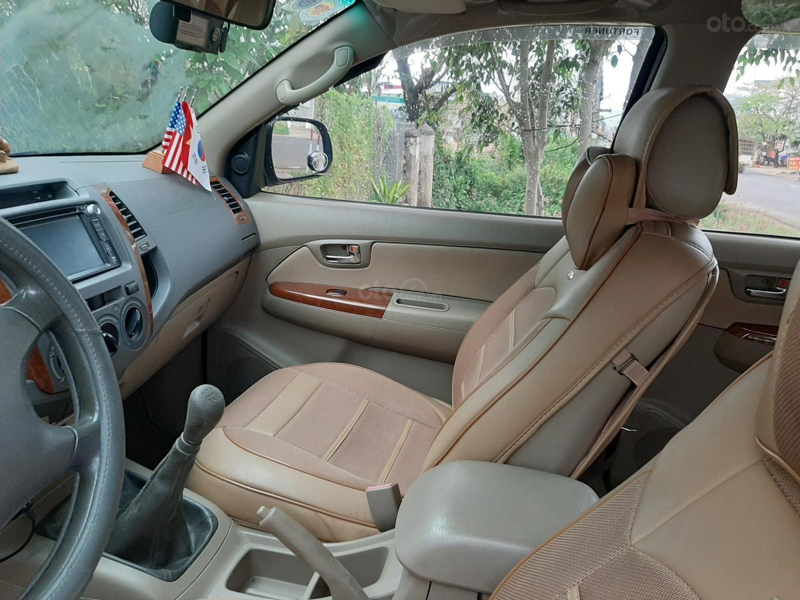 Cần bán xe Toyota Fortuner năm 2009, 560tr (5)