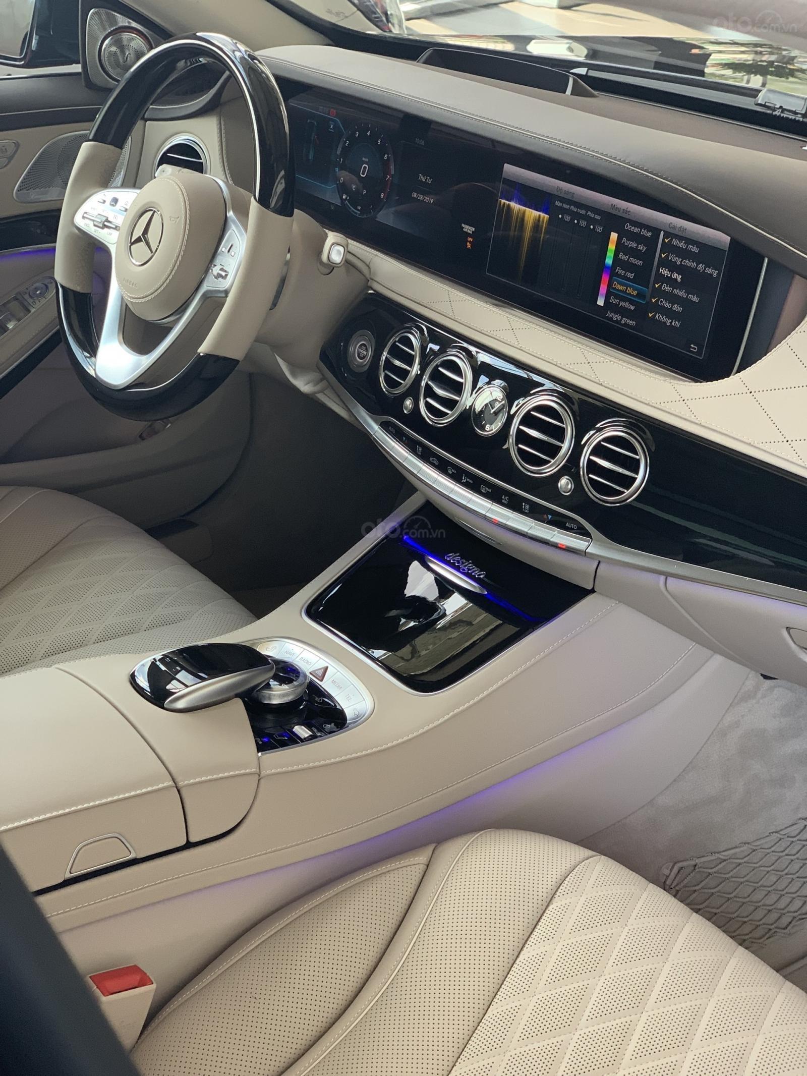 Bán Mercedes S450 Luxury 2019 xuất hiện tại thị trường Việt Nam, đẳng cấp (11)