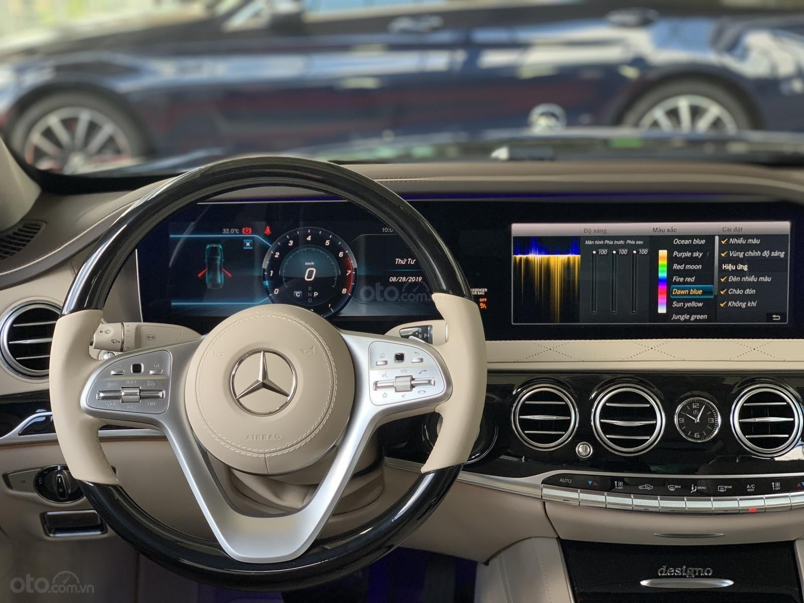 Bán Mercedes S450 Luxury 2019 xuất hiện tại thị trường Việt Nam, đẳng cấp (13)