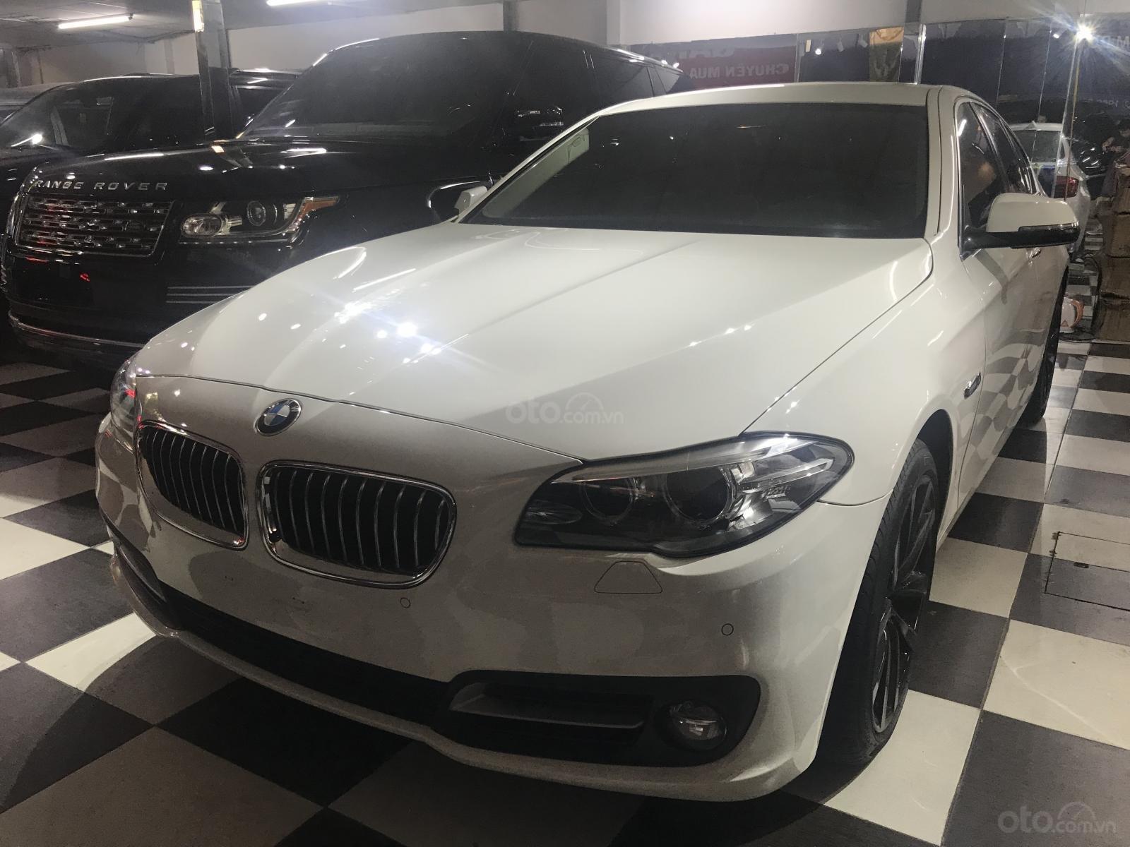 Bán BMW 535i 2015, màu trắng, nhập khẩu (1)