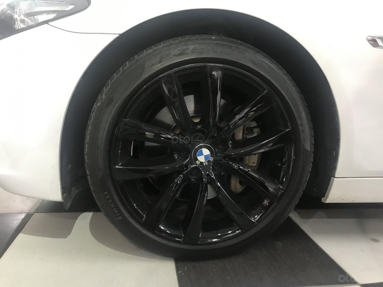Bán BMW 535i 2015, màu trắng, nhập khẩu (10)