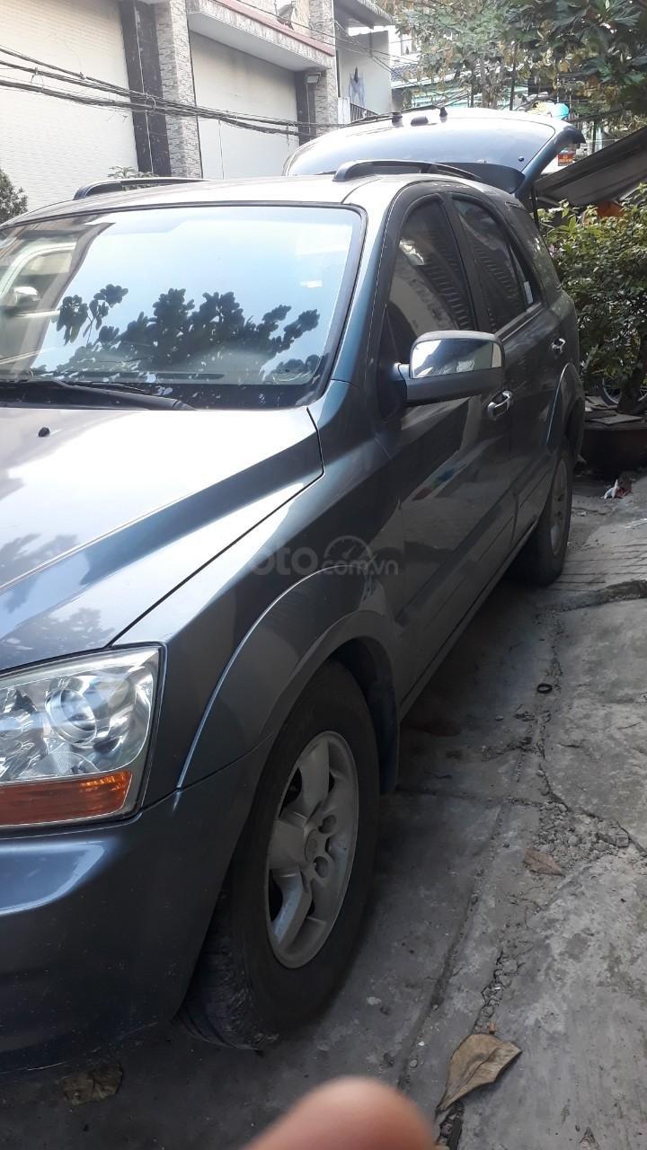 Bán Kia Sorento 2008, màu xám (ghi), nhập khẩu nguyên chiếc, 380 triệu (2)