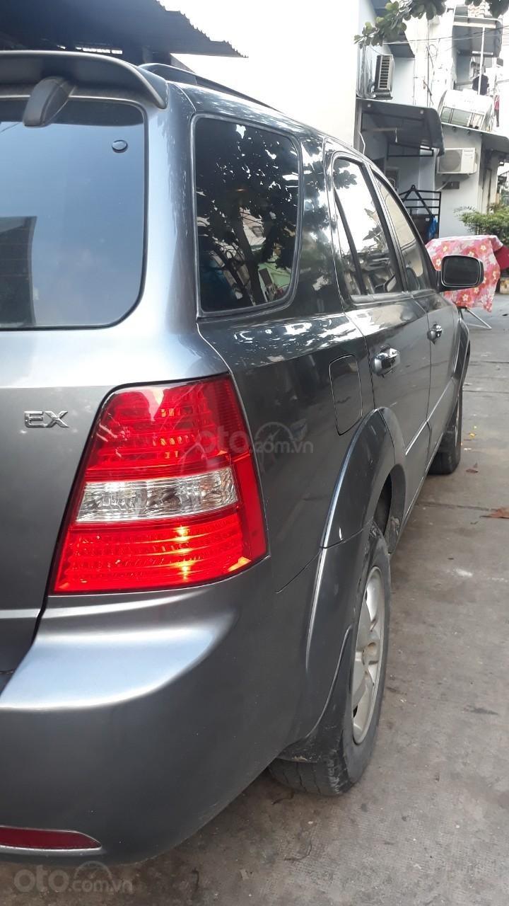Bán Kia Sorento 2008, màu xám (ghi), nhập khẩu nguyên chiếc, 380 triệu (3)
