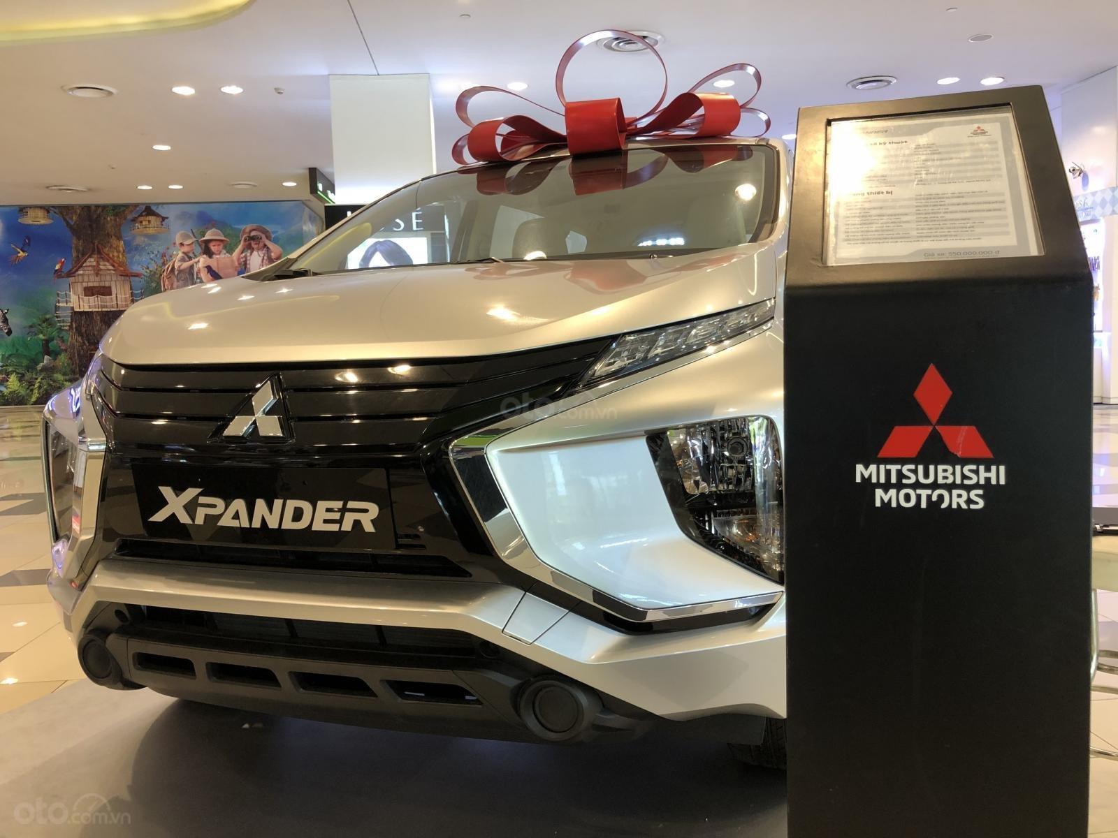 Bán Mitsubishi Xpander MT đời 2019, màu trắng, xe nhập, giao xe đúng hẹn (5)