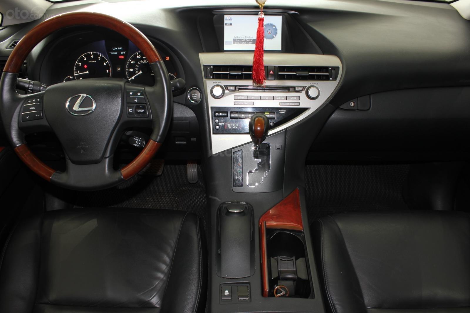 Bán Lexus RX350 năm 2009, màu xanh lam, nhập khẩu nguyên chiếc (13)