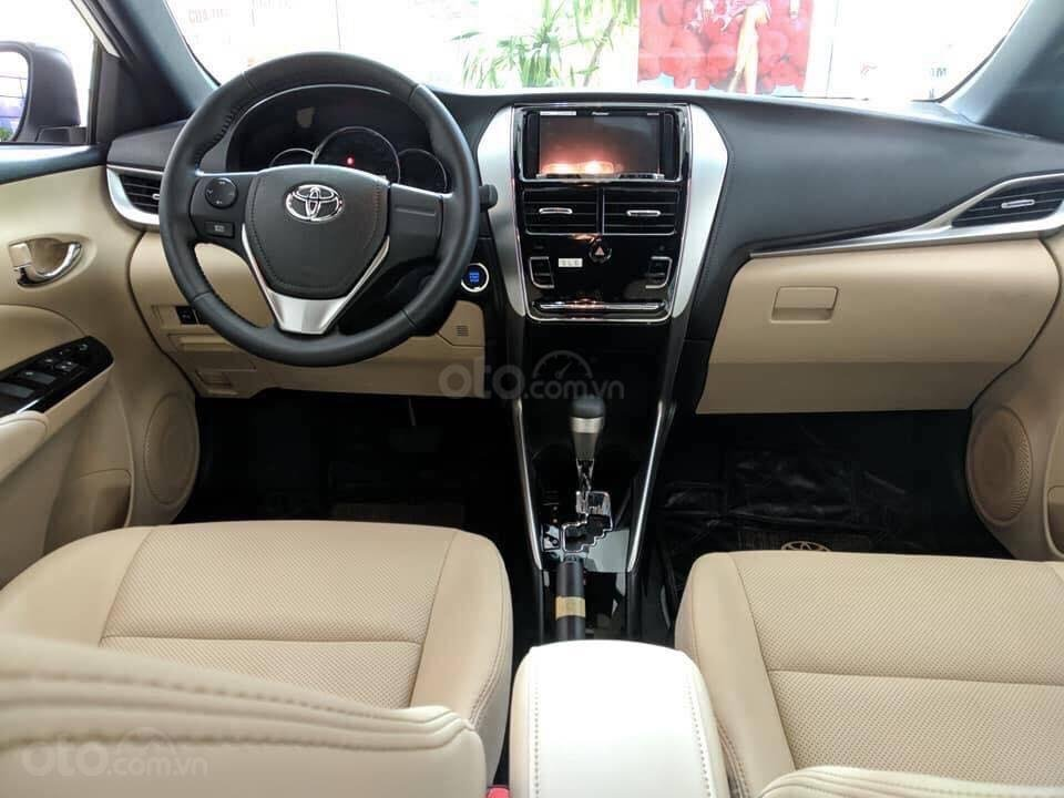 Bán Toyota Yaris 2019 nhập khẩu 100%, cam kết giá tốt, đủ màu - giao ngay, hỗ trợ trả góp 80% lãi suất ưu đãi (5)