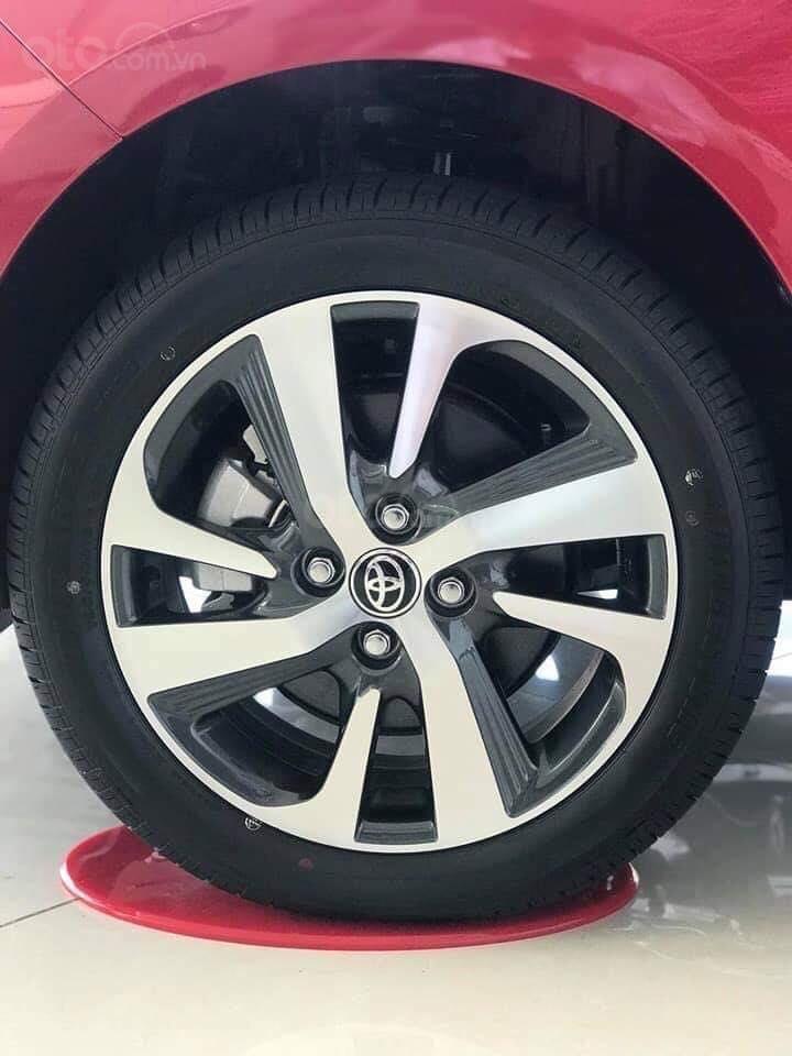 Bán Toyota Yaris 2019 nhập khẩu 100%, cam kết giá tốt, đủ màu - giao ngay, hỗ trợ trả góp 80% lãi suất ưu đãi (3)