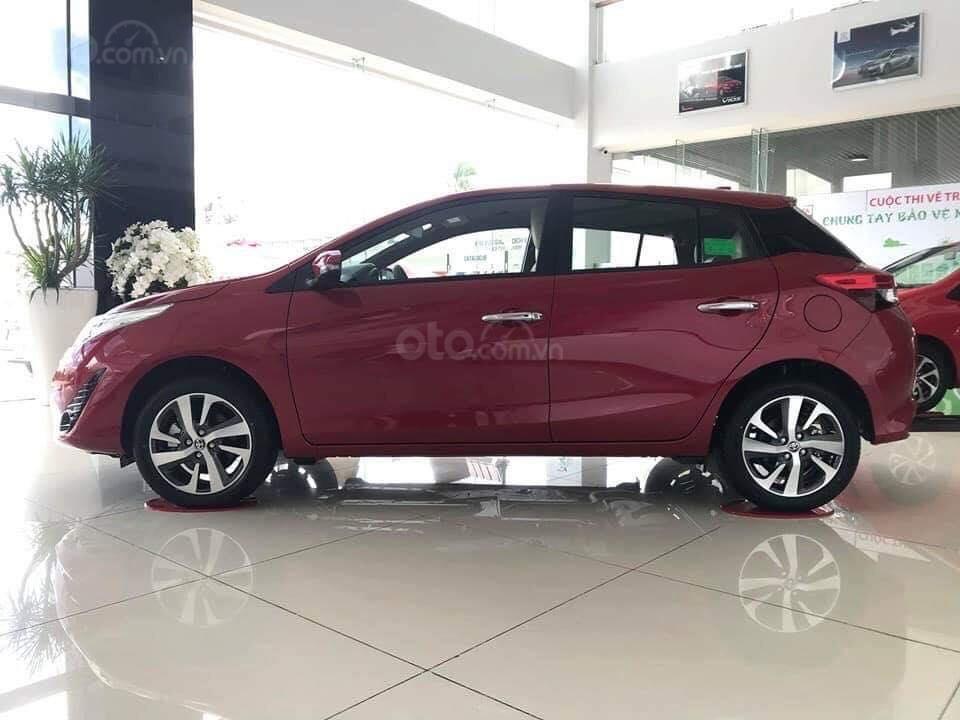 Bán Toyota Yaris 2019 nhập khẩu 100%, cam kết giá tốt, đủ màu - giao ngay, hỗ trợ trả góp 80% lãi suất ưu đãi (9)