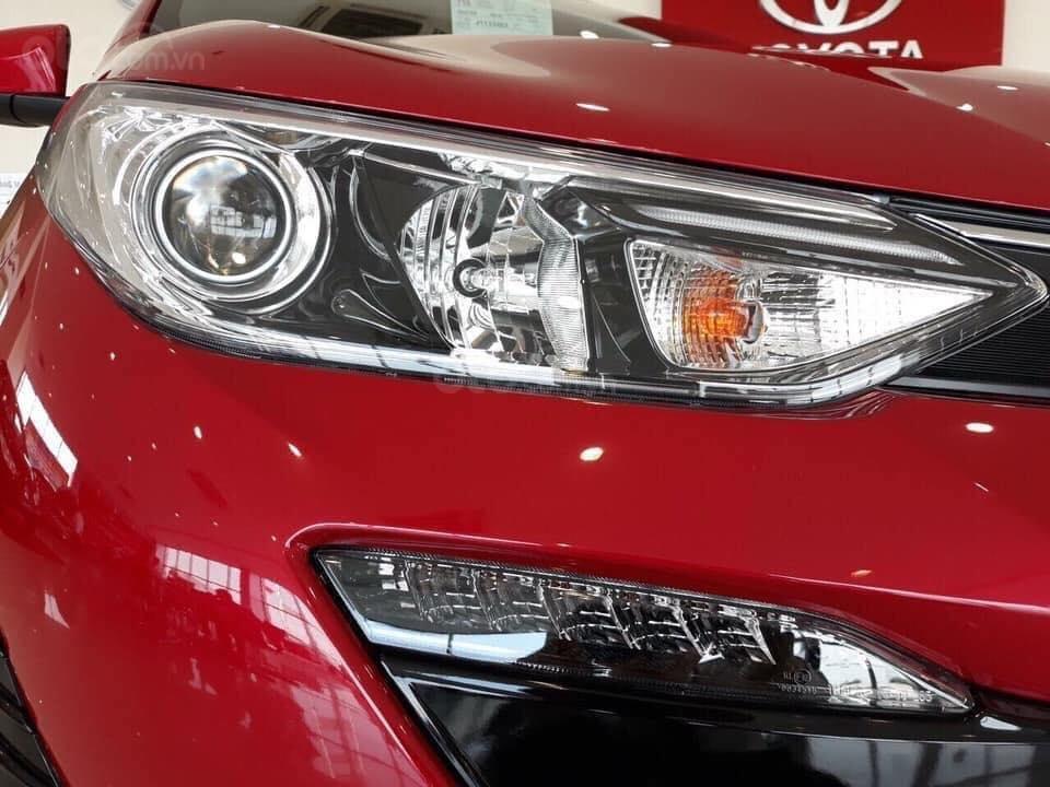 Bán Toyota Yaris 2019 nhập khẩu 100%, cam kết giá tốt, đủ màu - giao ngay, hỗ trợ trả góp 80% lãi suất ưu đãi (4)