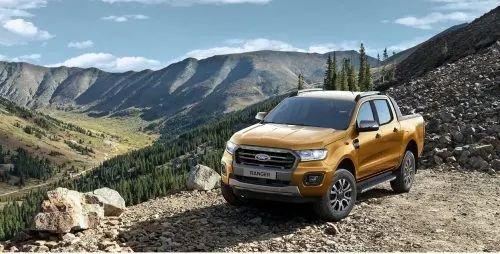 Bán xe Ford Ranger Wildtrak Biturbo 2019, KM tặng tiền mặt - phụ kiện - đủ màu - giao ngay, LH: 0911819555 (2)