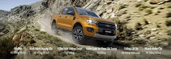 Bán xe Ford Ranger Wildtrak Biturbo 2019, KM tặng tiền mặt - phụ kiện - đủ màu - giao ngay, LH: 0911819555 (4)