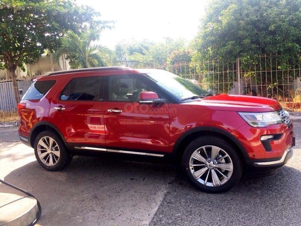 Bán Ford Explorer sản xuất năm 2019, nhập khẩu nguyên chiếc (4)