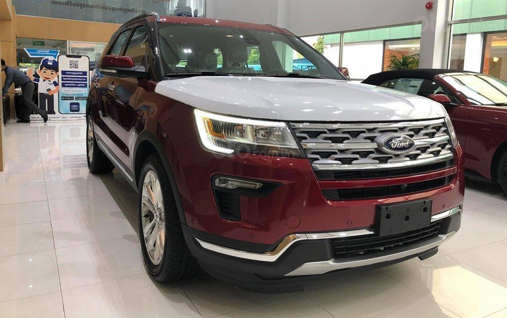 Bán Ford Explorer sản xuất năm 2019, nhập khẩu nguyên chiếc (8)