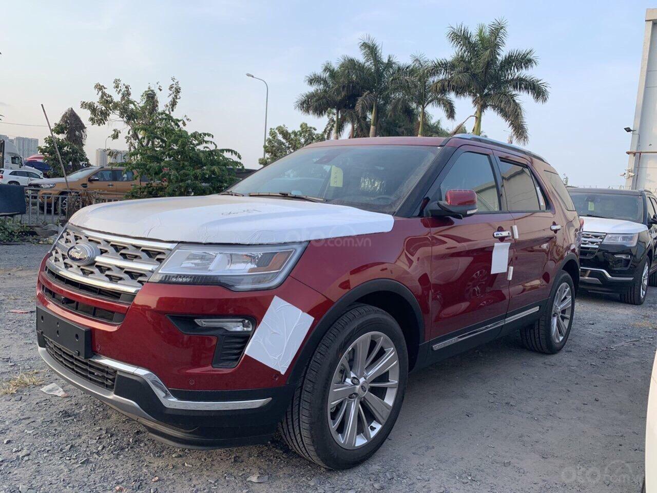 Bán Ford Explorer sản xuất năm 2019, nhập khẩu nguyên chiếc (3)