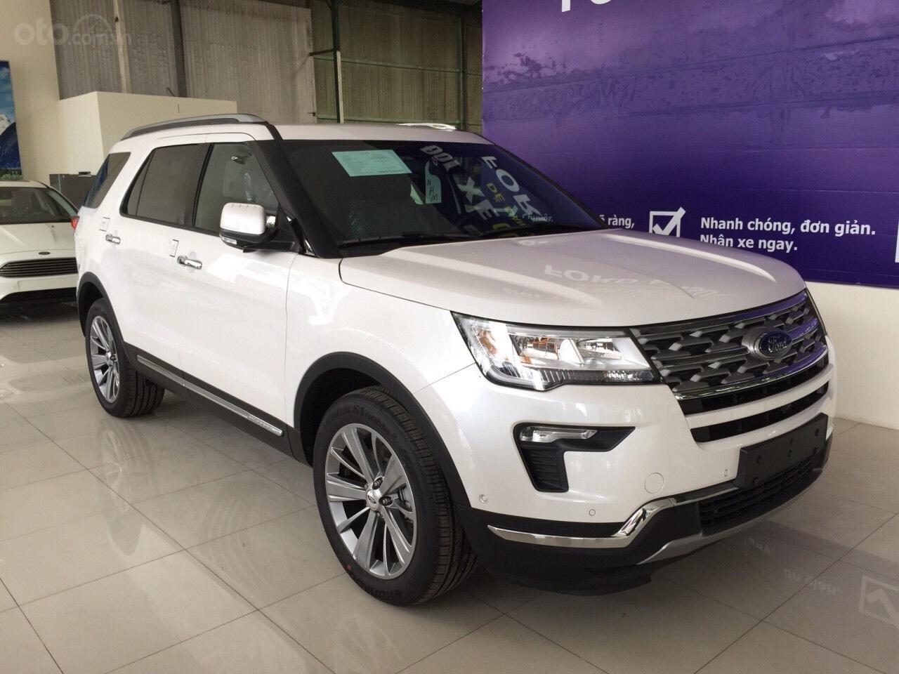 Bán Ford Explorer sản xuất năm 2019, nhập khẩu nguyên chiếc (14)