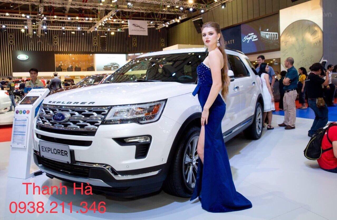 Bán Ford Explorer sản xuất năm 2019, nhập khẩu nguyên chiếc (12)