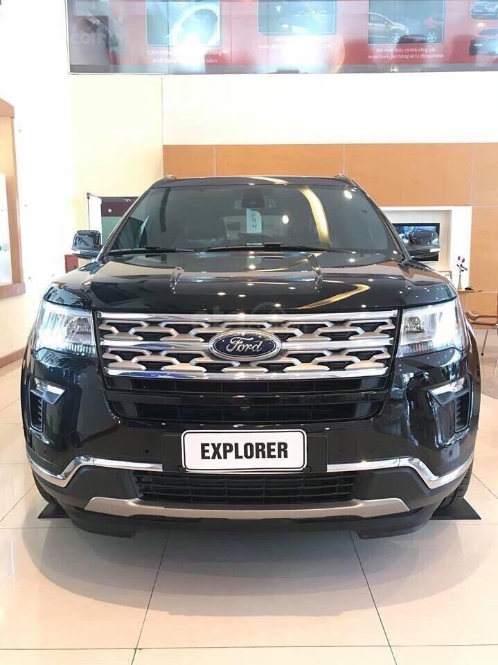 Bán Ford Explorer sản xuất năm 2019, nhập khẩu nguyên chiếc (13)