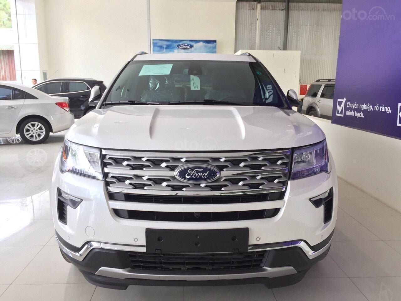 Bán Ford Explorer sản xuất năm 2019, nhập khẩu nguyên chiếc (16)