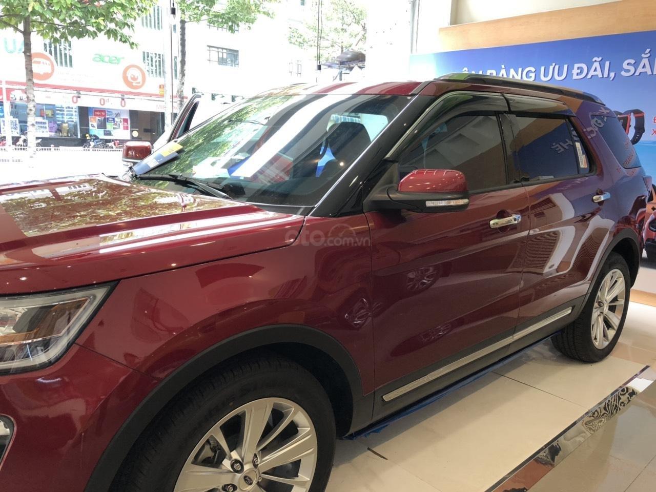 Bán Ford Explorer 2019, chỉ còn vài chiếc giá cực sốc (4)