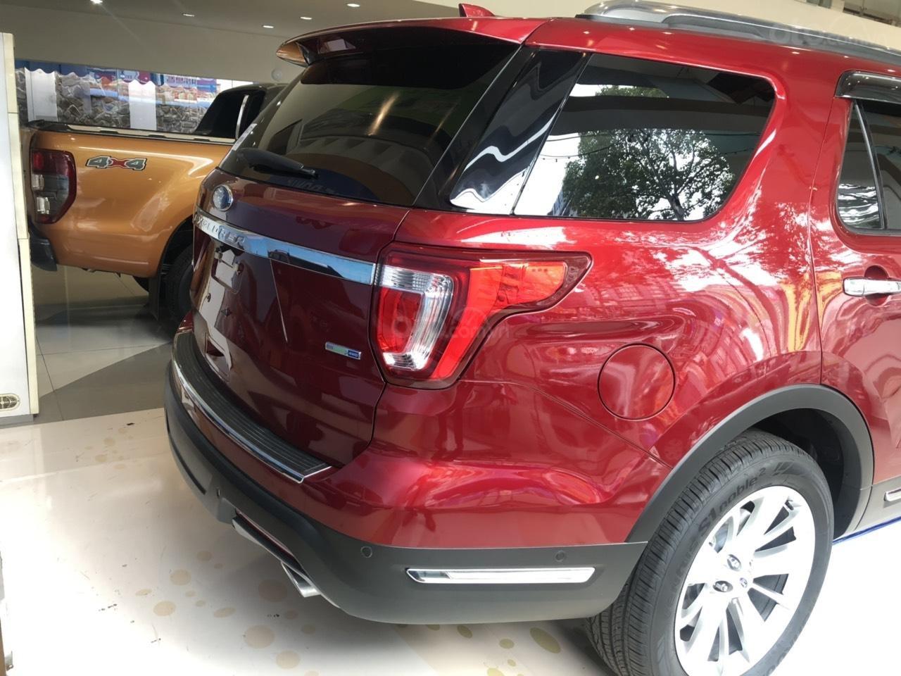 Bán Ford Explorer 2019, chỉ còn vài chiếc giá cực sốc (5)