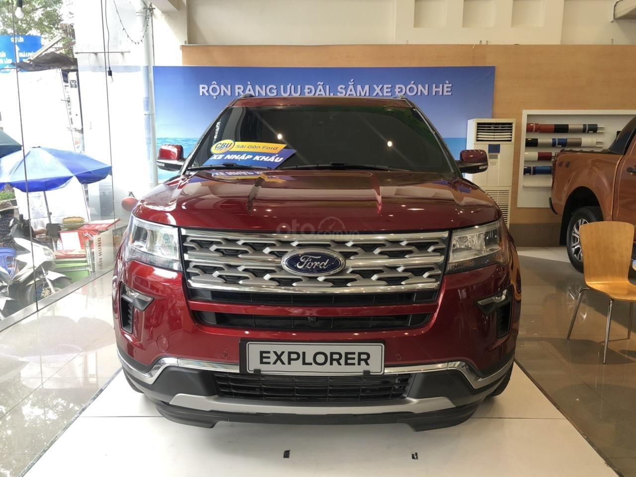 Bán Ford Explorer 2019, chỉ còn vài chiếc giá cực sốc (8)